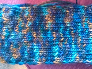 Scarf not Done